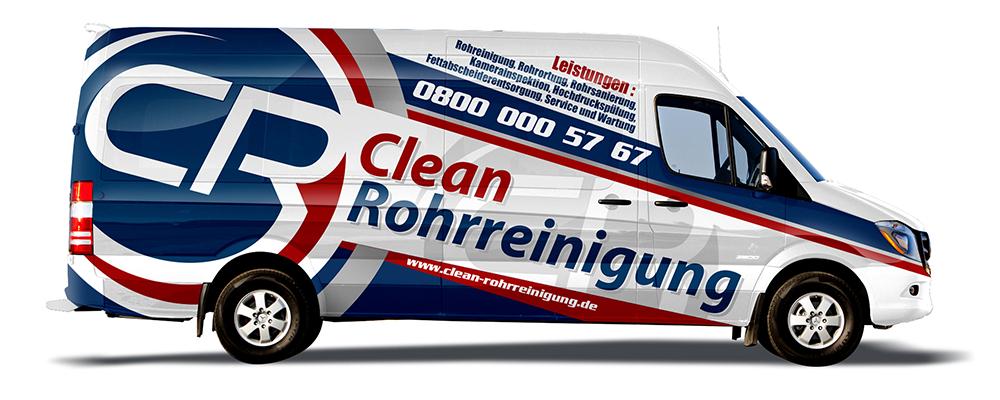 Rohrsanierung in Schaumburg