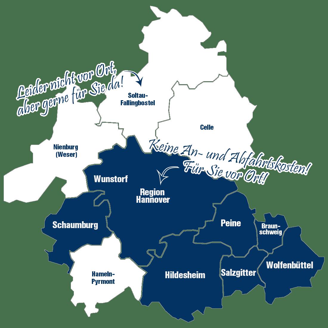 Abflussreinigung Hannover Notdienst