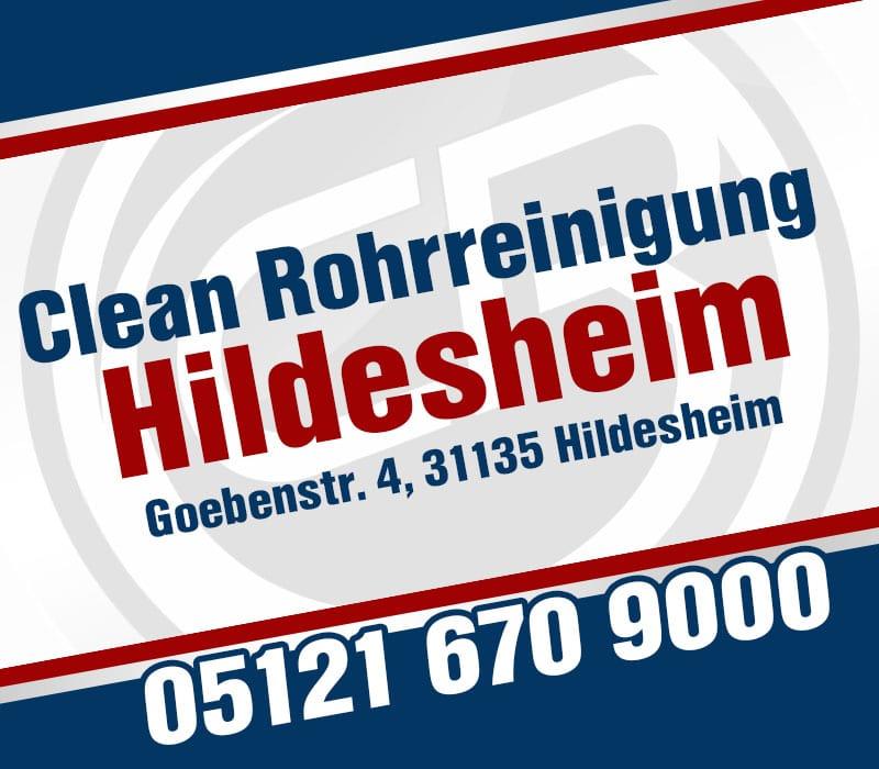 Rohrreinigung Hildesheim
