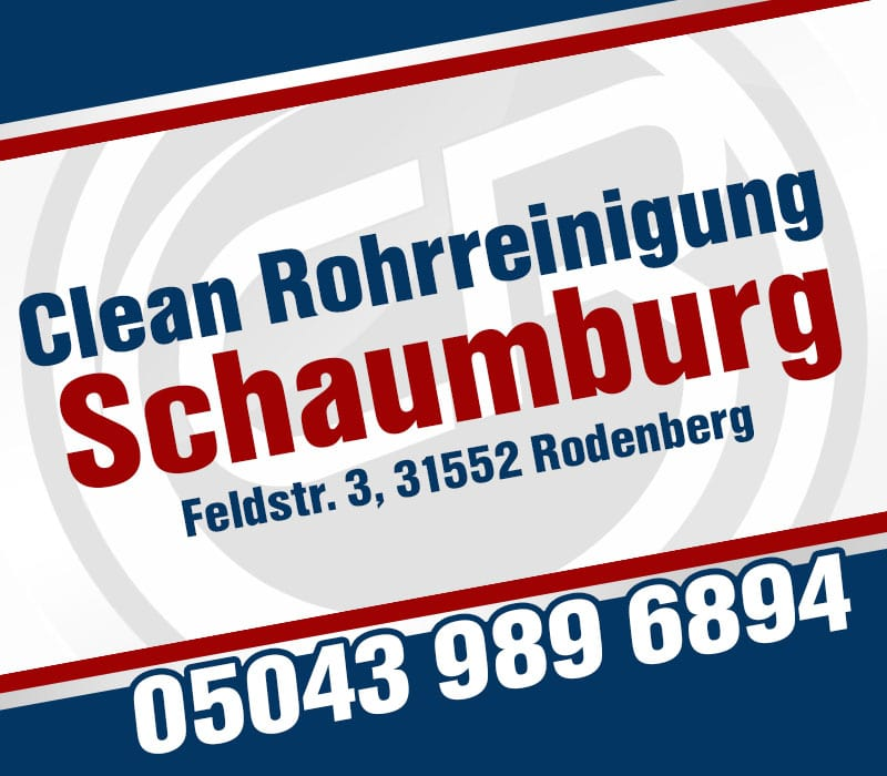 Rohrsanierung Schaumburg