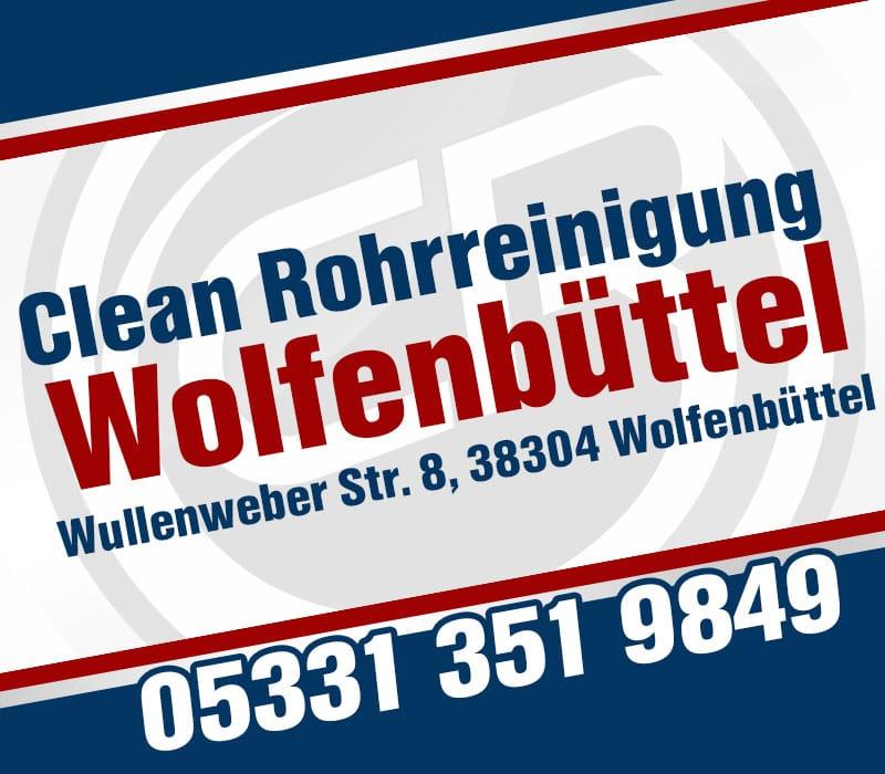 Abflussreinigung Wolfenbüttel